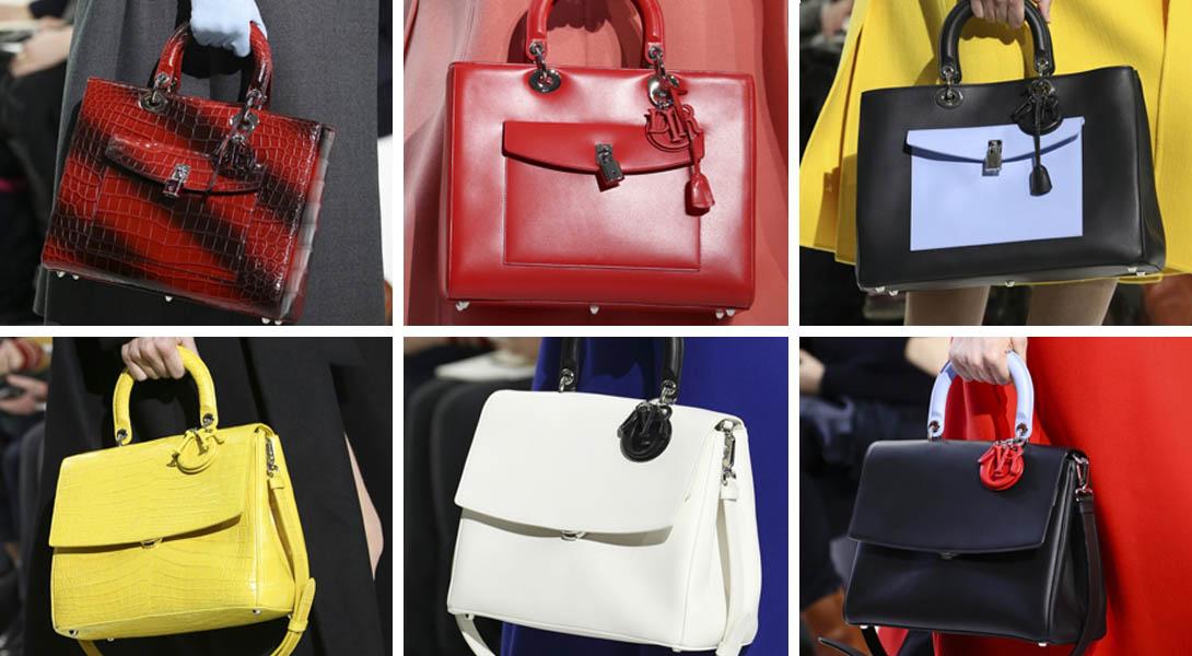f6a8ea63e089 Новая модная сумка Be Dior - весна-лето 2019