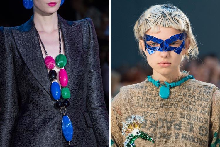 Как выбрать и купить модные бусы