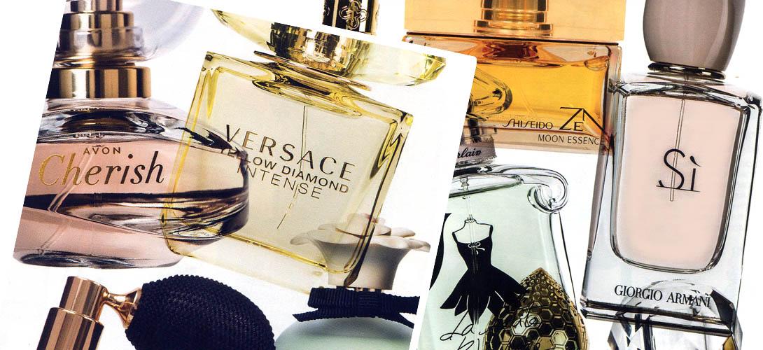 Новинки парфюм весна 2015