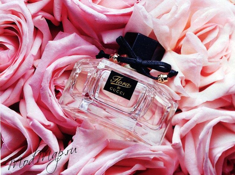 Модные новые ароматы с нотами самых красивых цветов