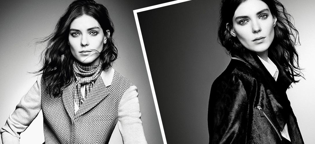 Капсульная коллекция одежды осень -зима 2015 Giorgio Armani