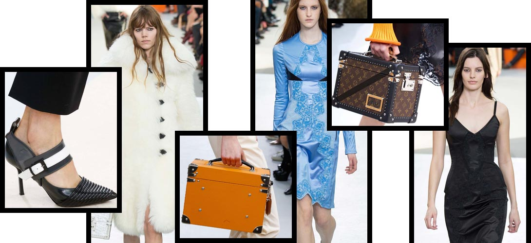 Коллекция Louis Vuitton осень-зима 2015-2016