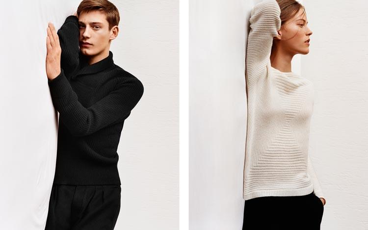 Новая коллекция Lemaire&Uniqlo осень 2015