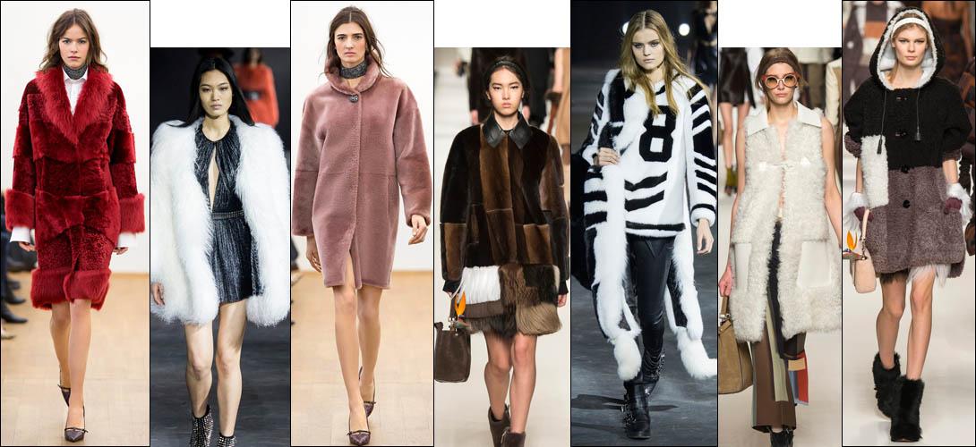 Модный мех зима 2015-2016: шубы, дубленки, аксессуары