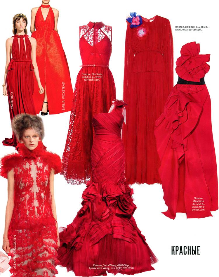 Выбираем платье и аксессуары на Новый год 2016, фото