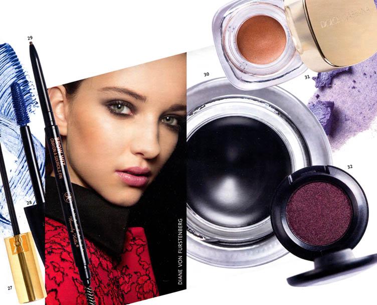 Лучшая косметика 2015 года для макияжа глаз