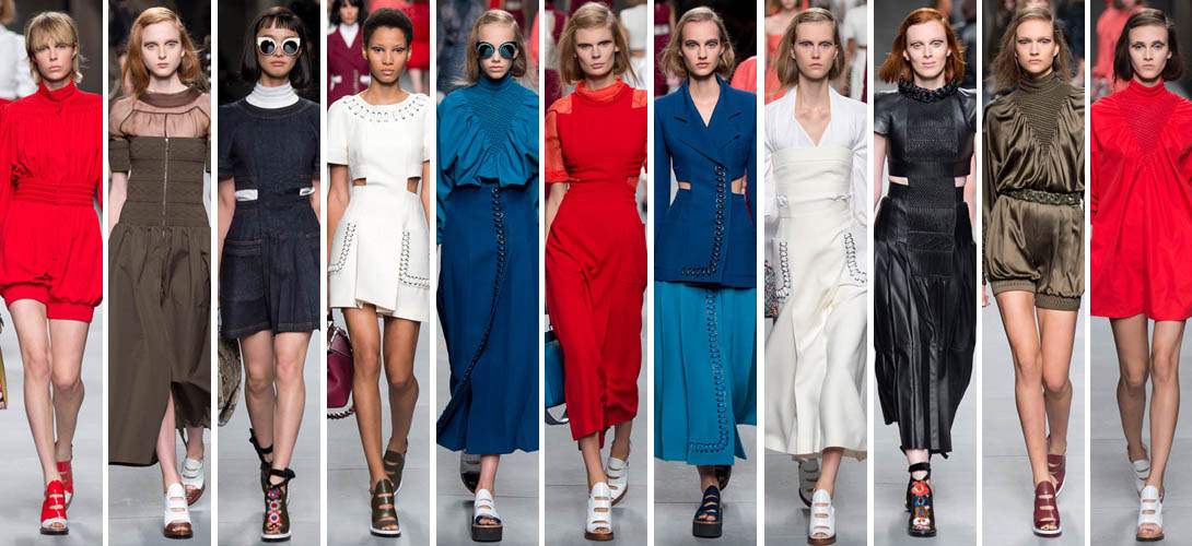 cdd20a0f1a66 Подиум, модные коллекции женской одежды сезона - зима 2019