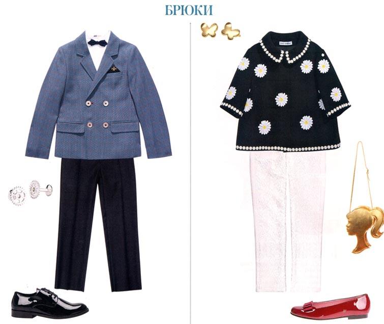 Выбираем самые актуальные вещи для подрастающих модников