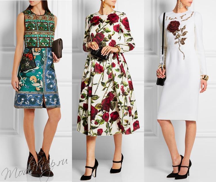 Летнее платье для женщин 30 лет фото
