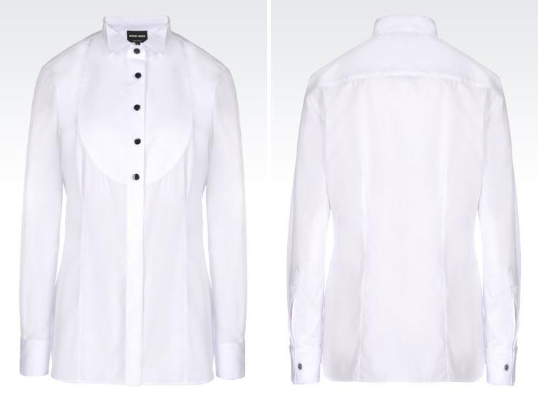 Все, что вы хотели знать о белой блузке