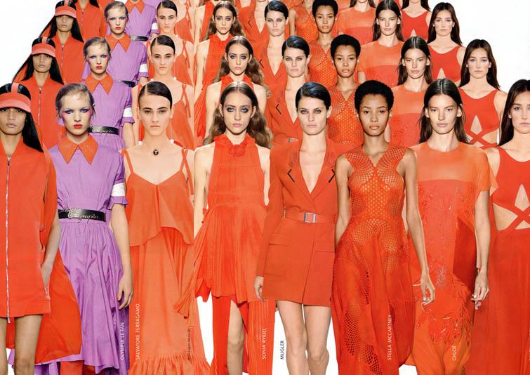 Готовимся к новому сезону - выбираем модные платья
