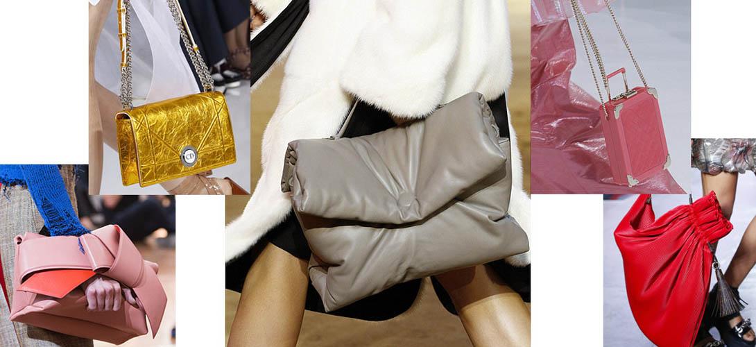 Выбираем модные женские сумки