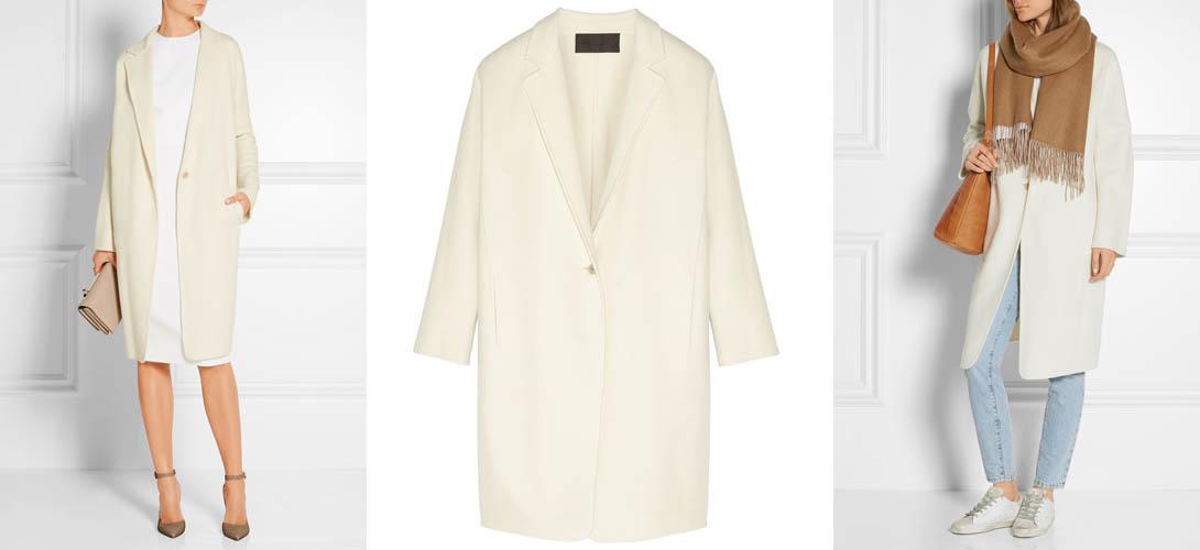 С чем носить легкое пальто, - ключевые look'и нового сезона