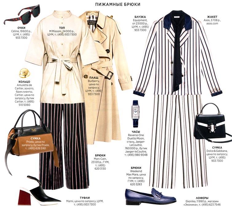 Составляем 8 модных офисных нарядов в бельевом стиле