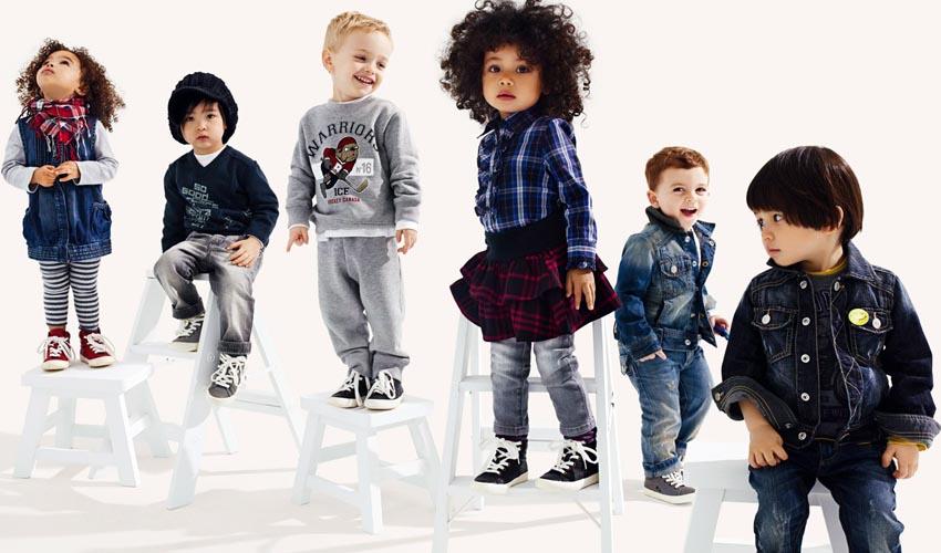 Пополняем гардероб модной детской одеждой