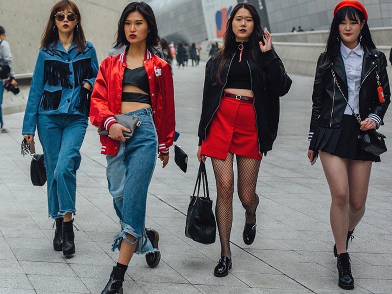 Streetstyle - модные женские куртки осень 2017