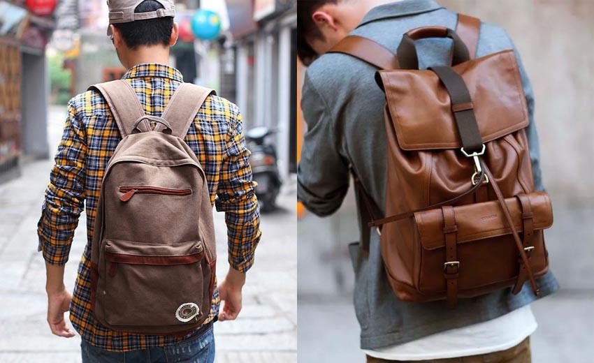 Модные и популярные мужские сумки - весна-лето 2020
