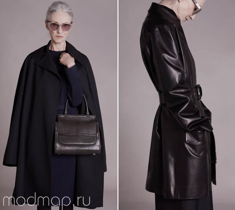 как стильно одеваться в 60 лет