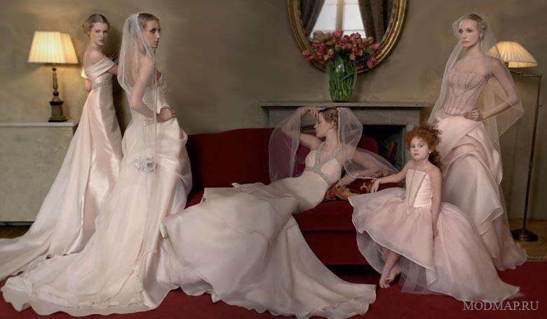 Коллекция свадебных платьев от Atelier Aimee Montenapoleone