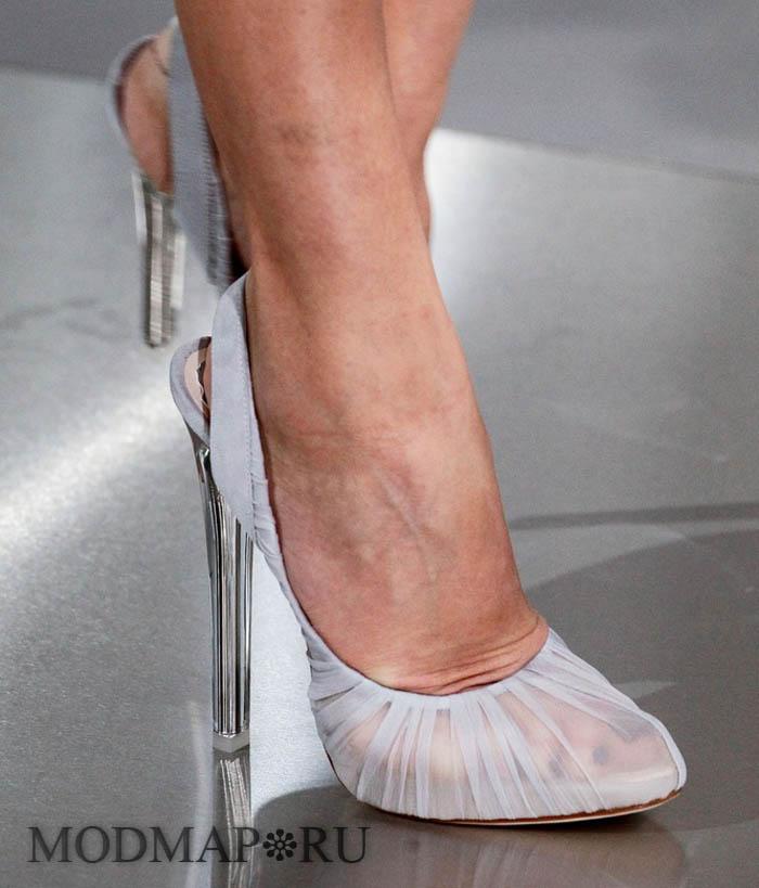 Свадебные туфли от Christian Dior Couture