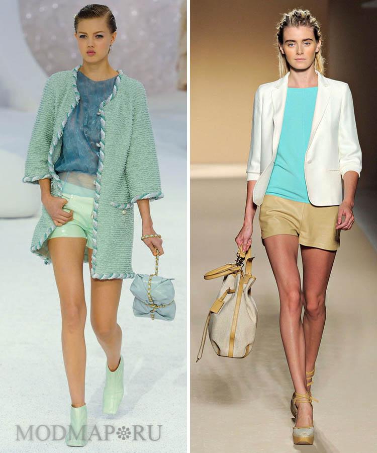 идеальные шорты сезона лето 2012
