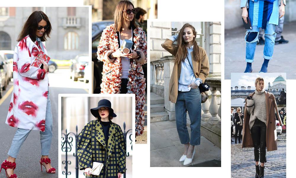 Как сейчас модно одеваться девушкам 2017
