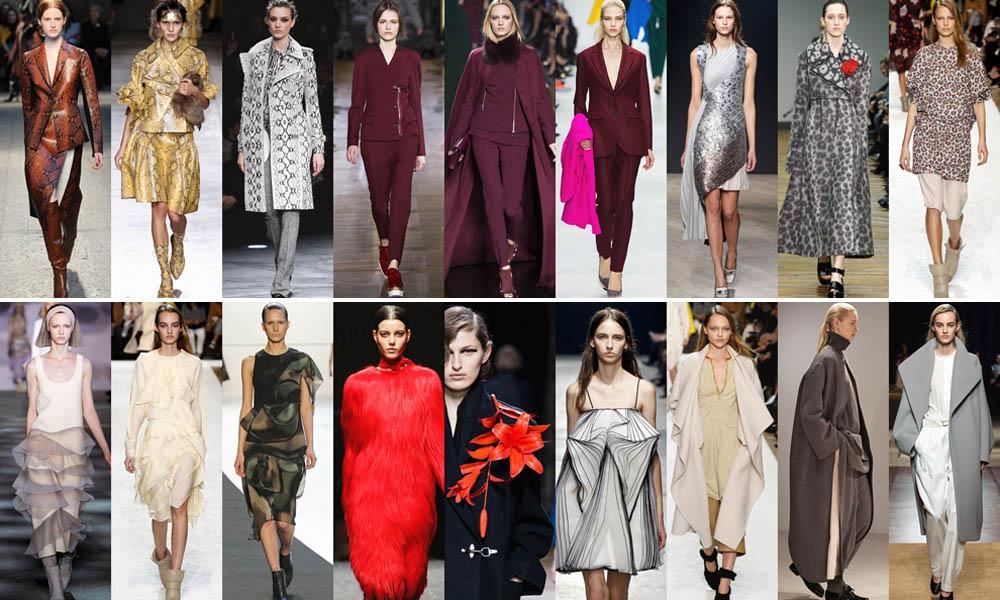 Мода Зима - Весна 2017 Года