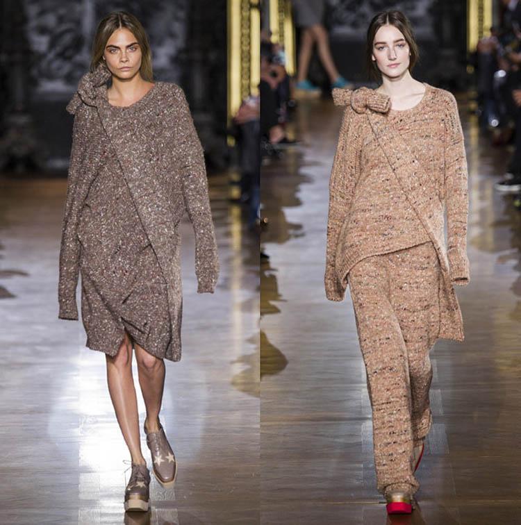 Модные тенденции новогодней ночи 2017